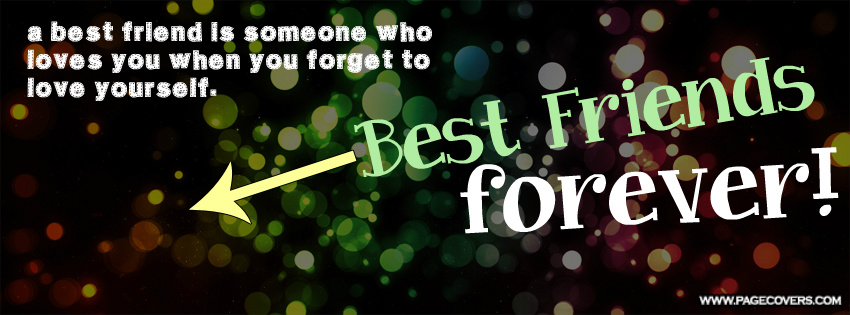 850x315px best friends wallpapers for facebook