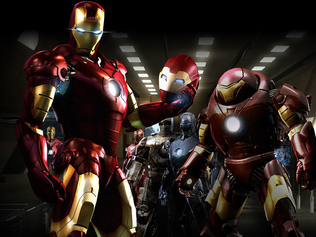 Download full size Iron Man 2 Wallpaper Num 9 1024 x 768 3497 1024x768