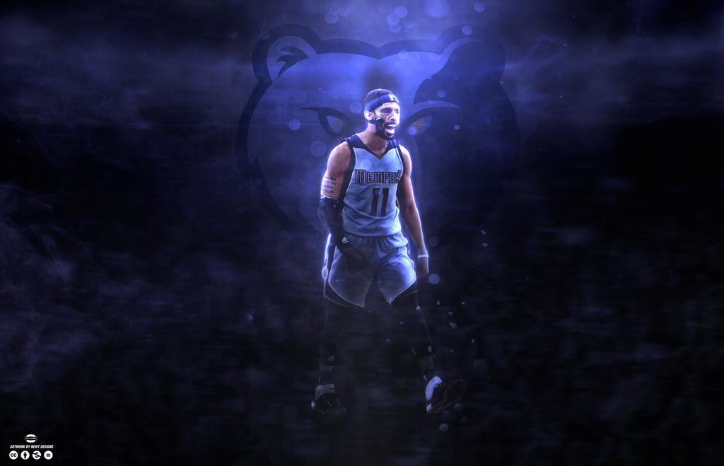 Mike Conley Wallpaper by NewtDesigns 1024x659