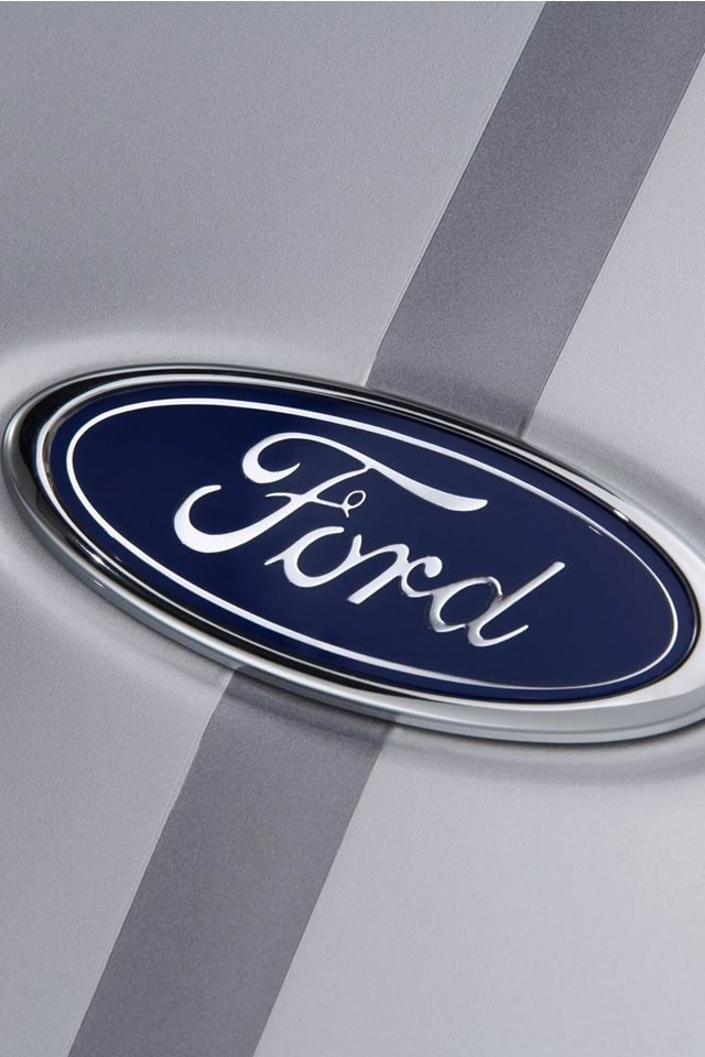 Ford Logo Iphone Wallpaper Iphone 5 Wallpapers IPhone 640x960