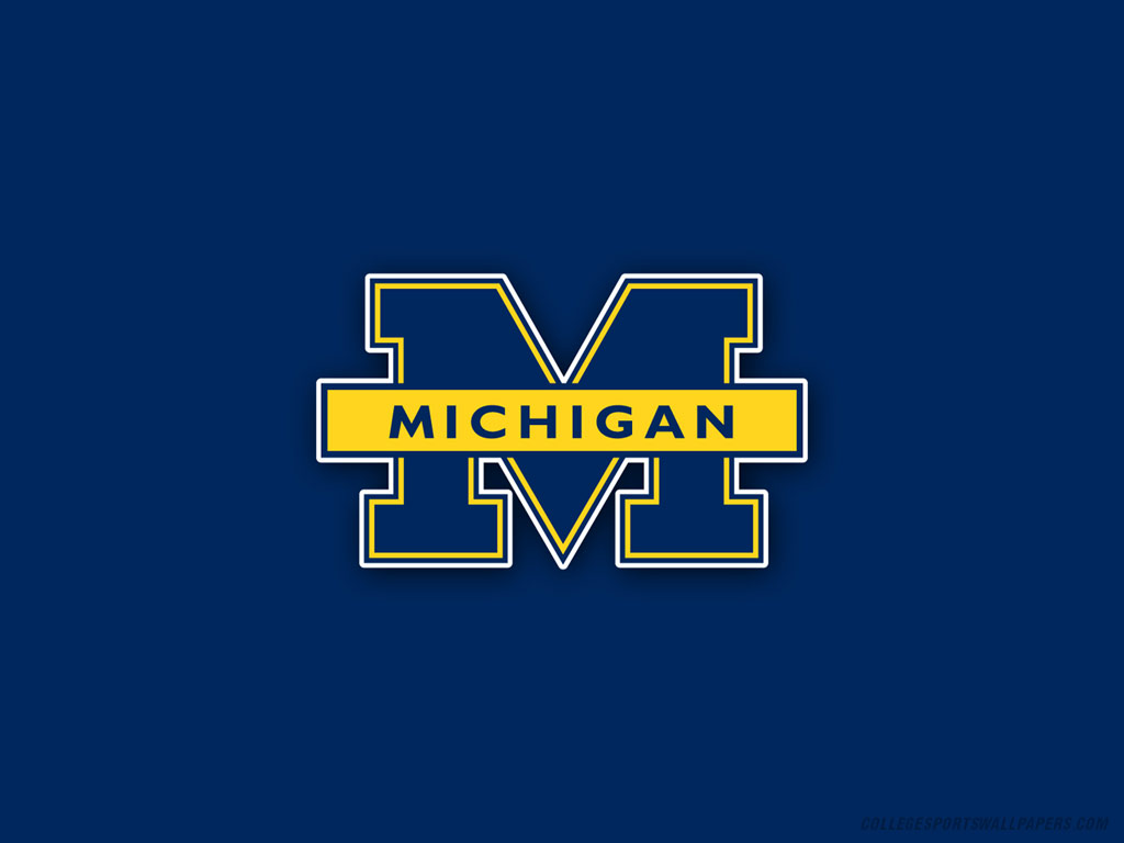 Michigan Wolverines computer desktop wallpapers pictures 1024x768