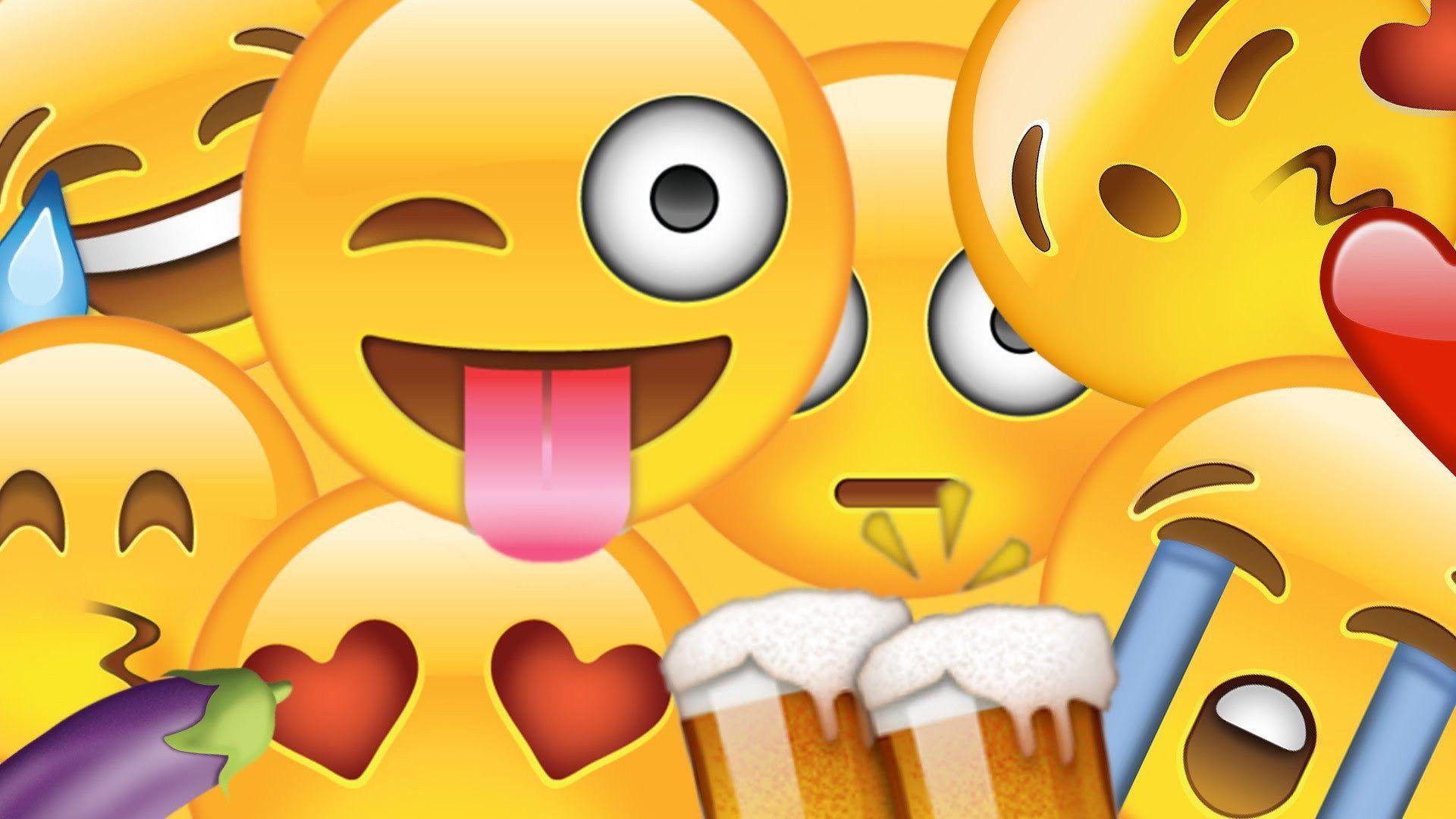 Emoji Wallpapers 1920x1080