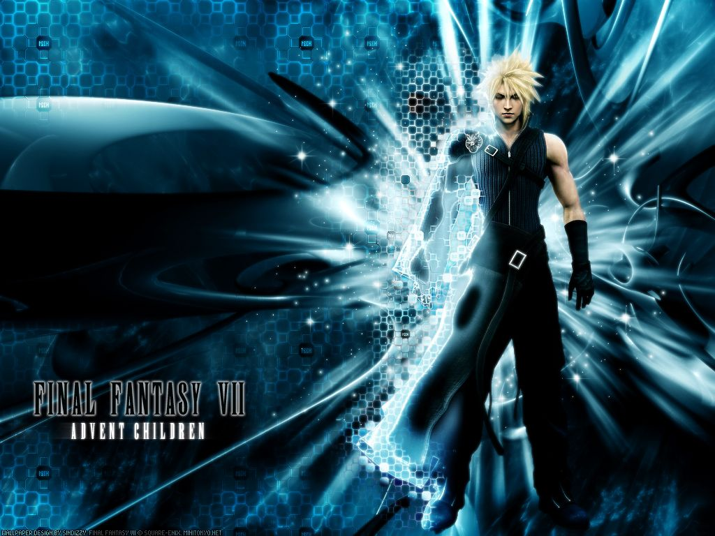 1024x768px cloud final fantasy wallpaper - wallpapersafari