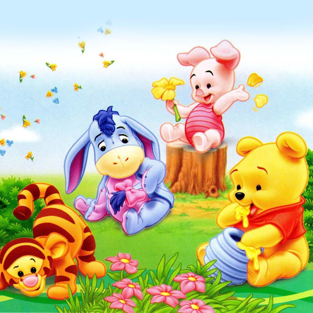 Free Download Download Cute Winnie The Pooh Wallpaper 19 Gamesapps