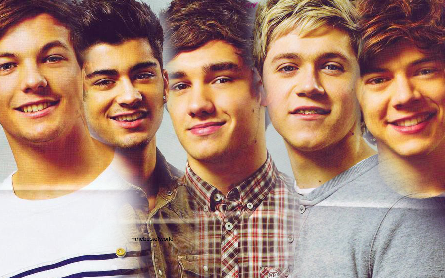 One Direction Hd Wallpapers 2013