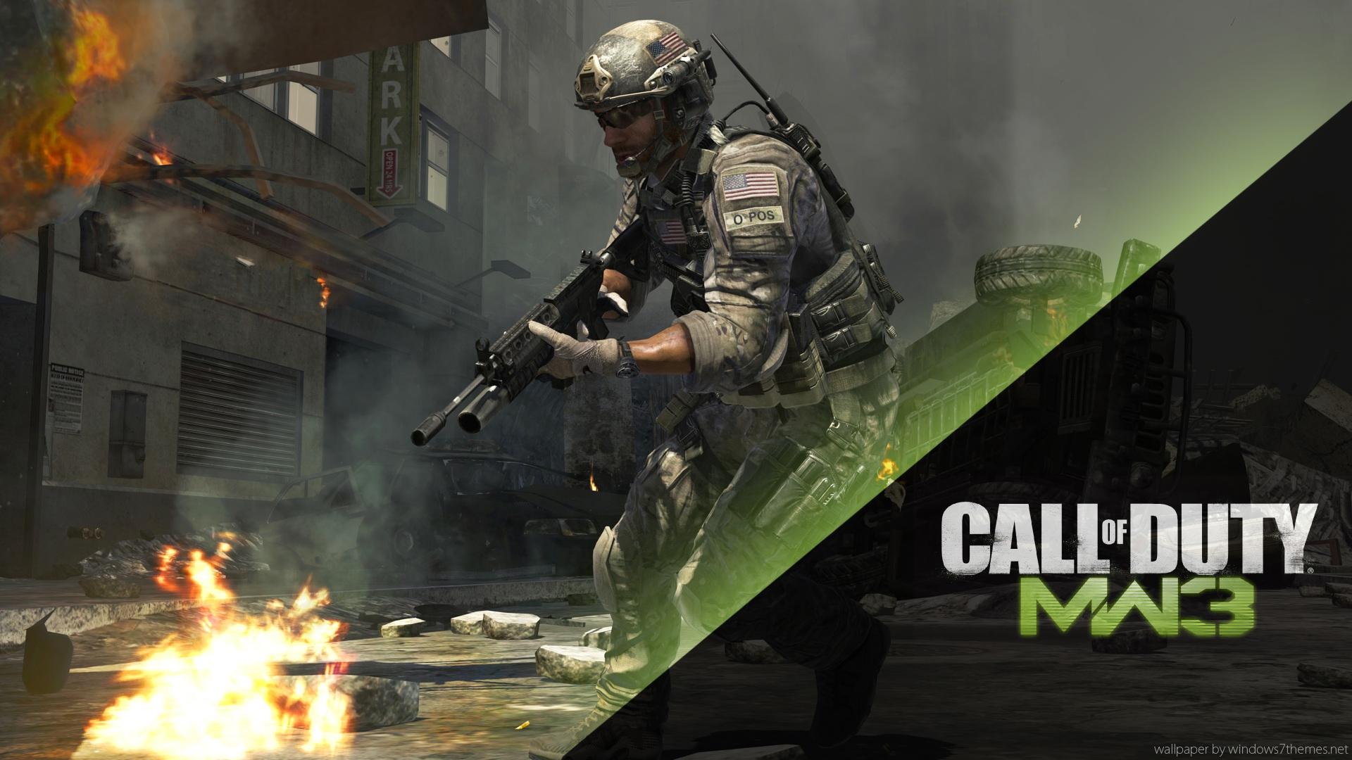 Wallpapers Call Of Duty Modern Warfare 3   Taringa 1920x1080