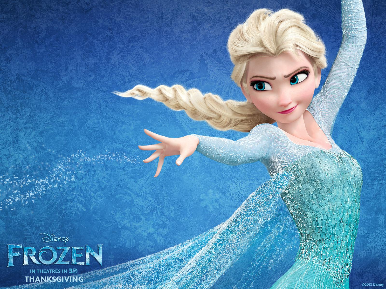 Elsa Wallpapers   Elsa the Snow Queen Wallpaper 35894621 1600x1200