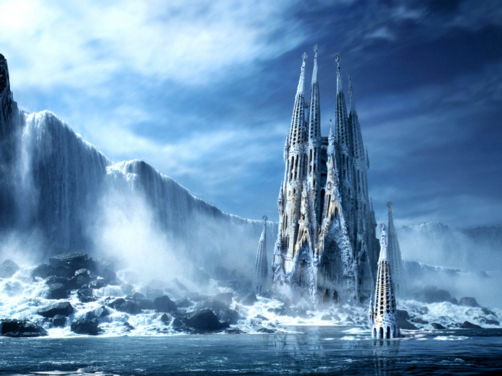 Tag 3D Castle Wallpapers Backgrounds Photos Picturesand Images 1600x1200