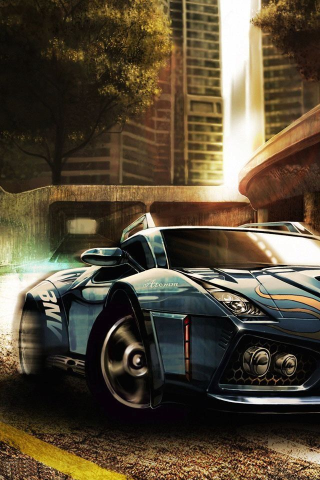Awesome Sports Car Wallpapers Sport Car Iphone hd Wallpaper Cool 640x960