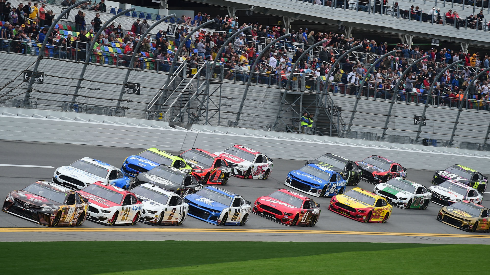 What time does Daytona 500 start TV channel live stream odds 1920x1080