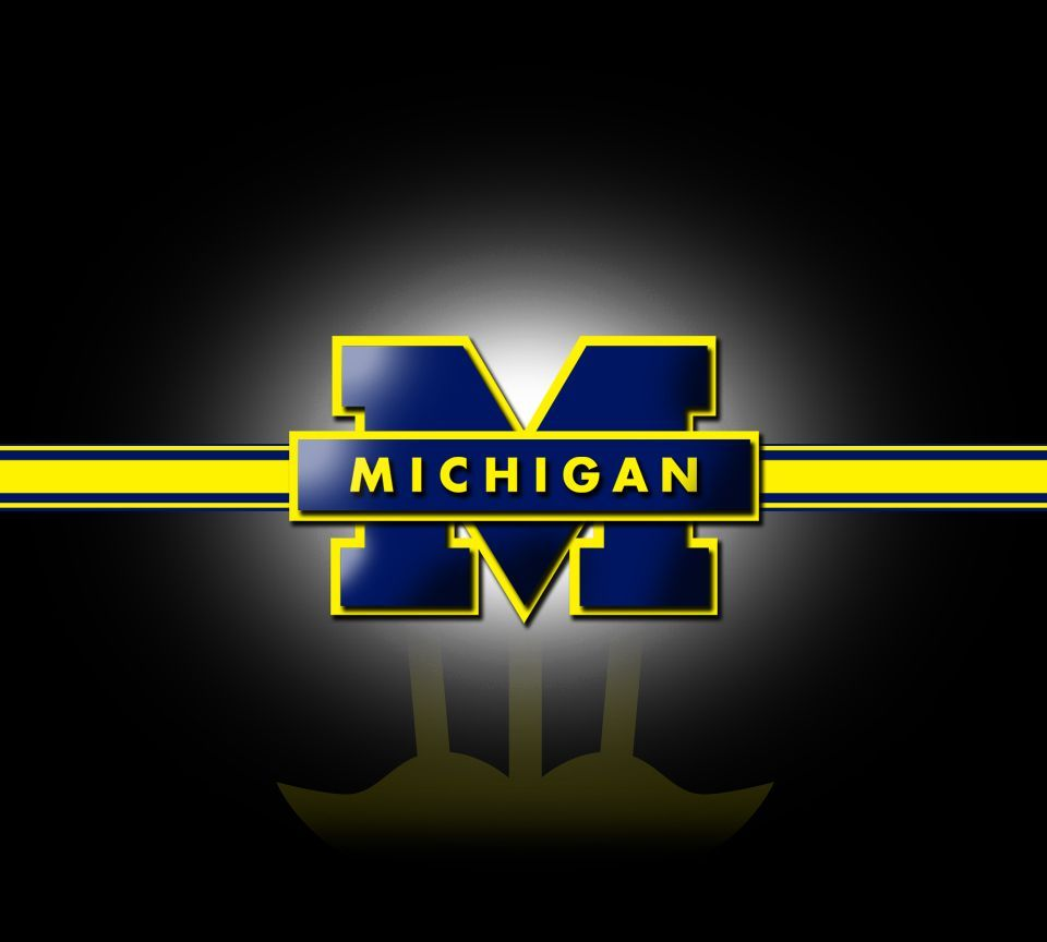 University of Michigan Football Wallpaper Download Of M 960x864