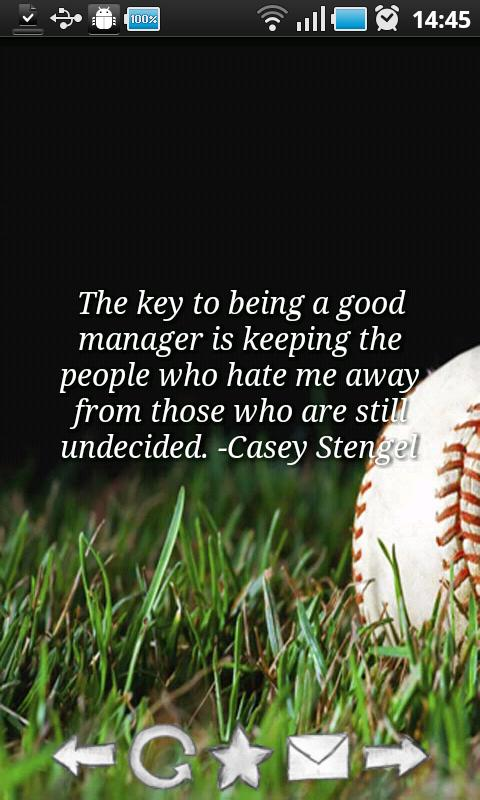 42+] Baseball Quote Wallpaper on WallpaperSafari