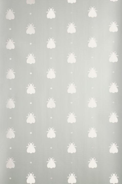 Bumble Bee BP 584   Wallpaper Patterns   Farrow Ball 500x750