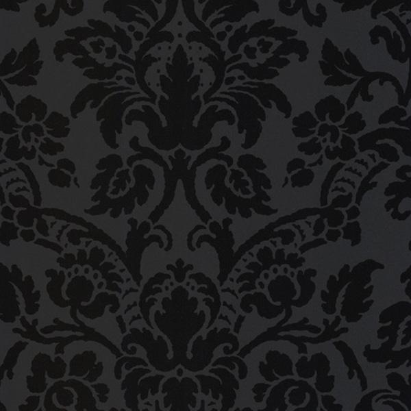 Black paisley wallpaper wallpapersafari - Wallpaper 600x600 ...