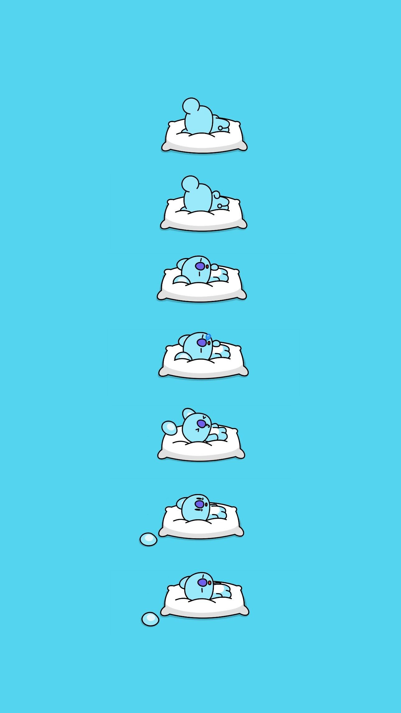 BTS BT21 Wallpaper KOYA pls make sure to follow me 1288x2289