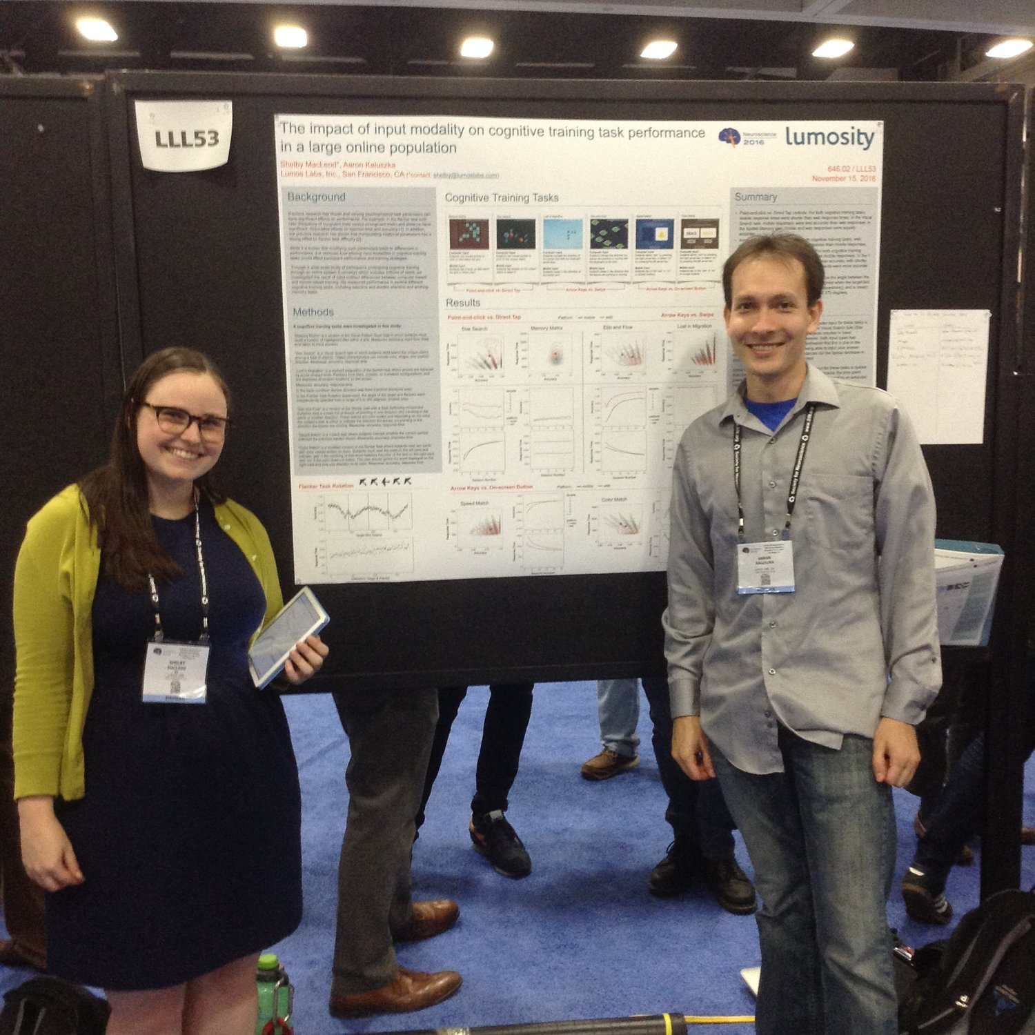 Lumosity at the 2016 Society for Neuroscience Annual Meeting 1500x1500