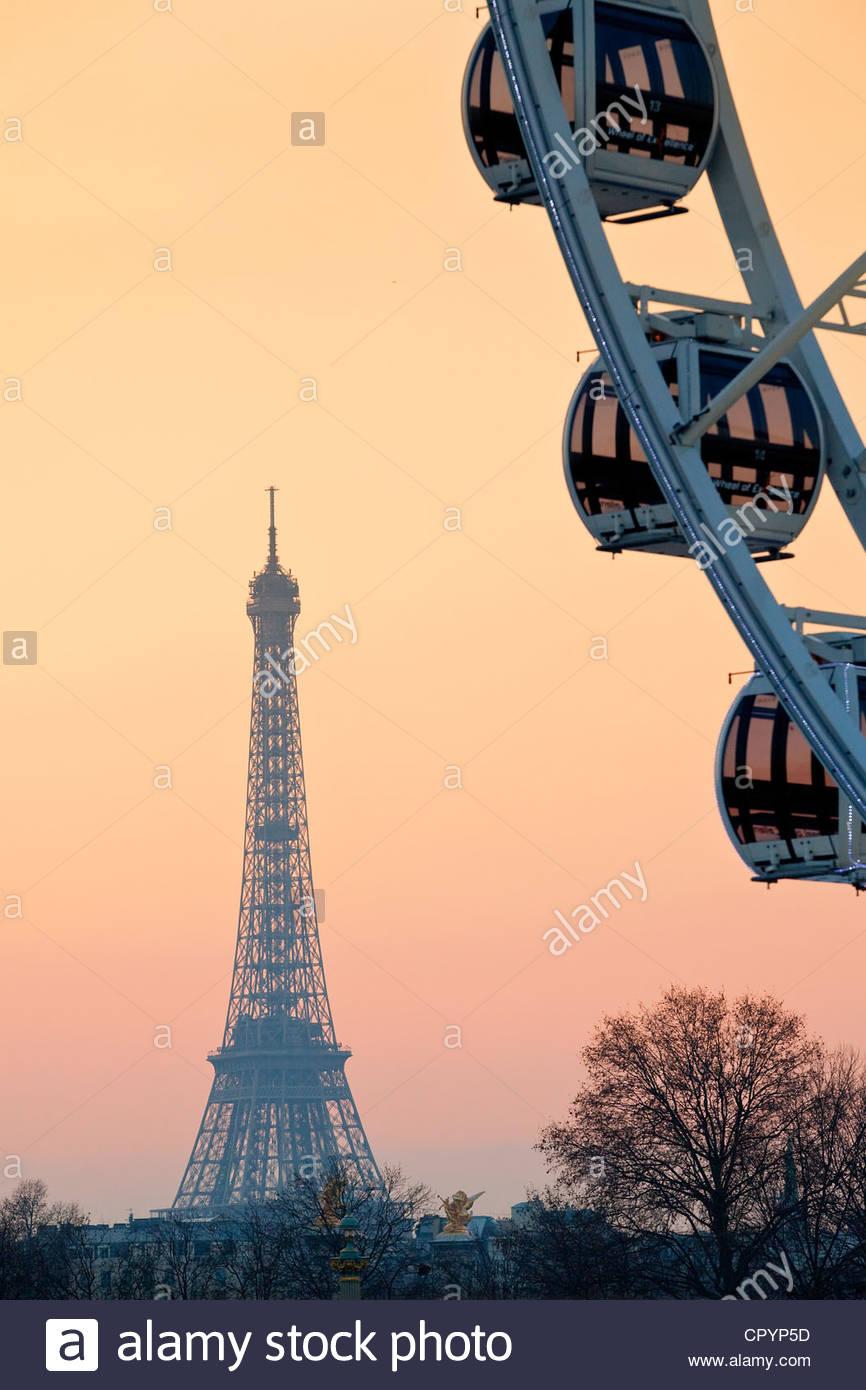 France Paris Place de la Concorde Eiffel Tower in the 866x1390