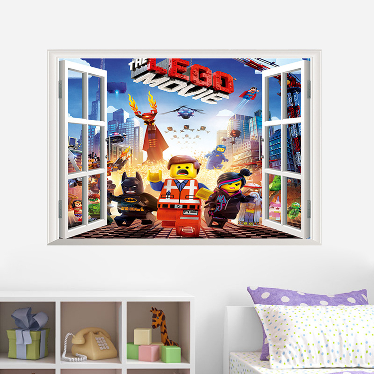 Lego Room Decor Promotion Online Shopping for Promotional Lego Room 750x750
