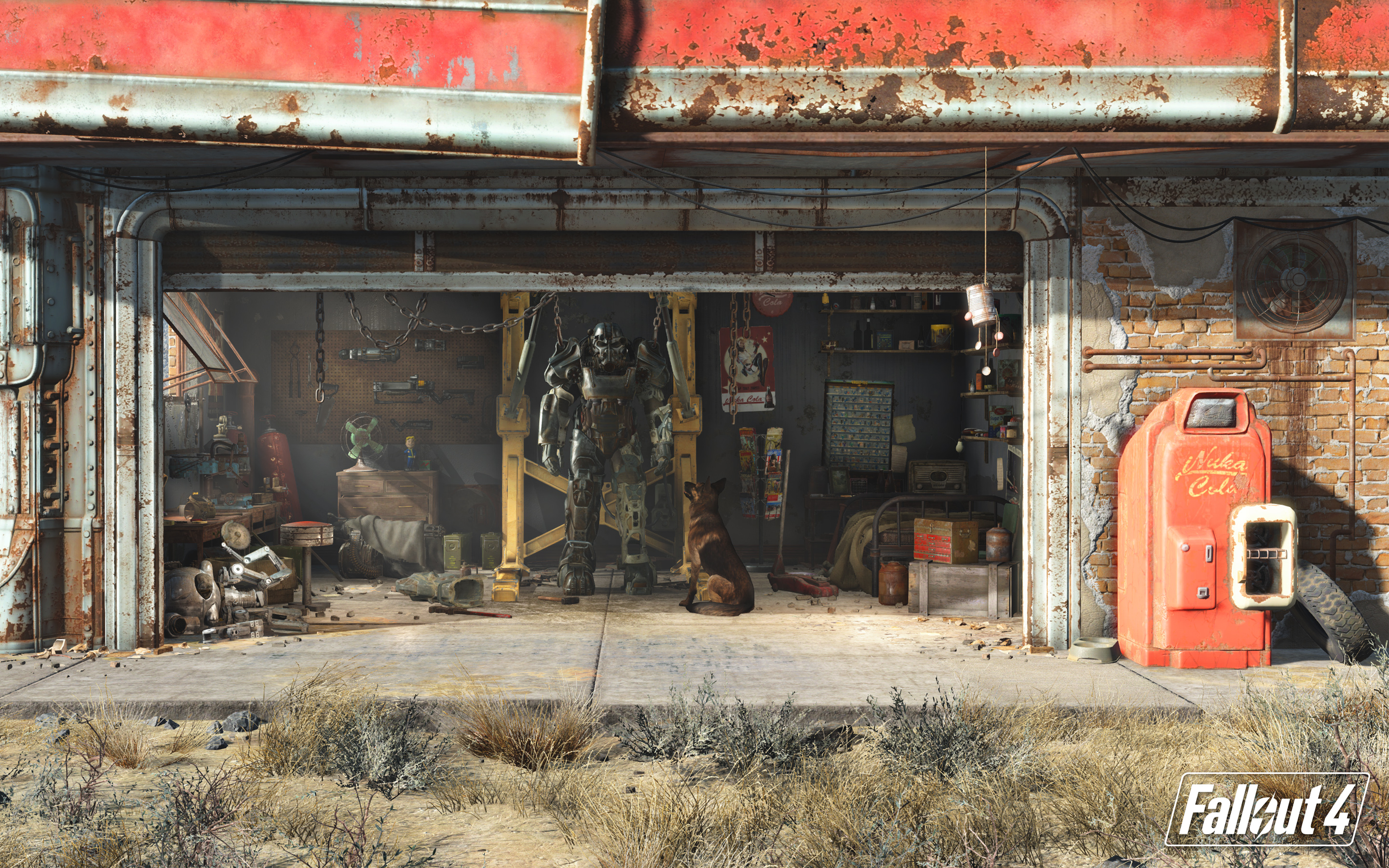 Fallout 4 Wallpapers HD Wallpapers 2880x1800