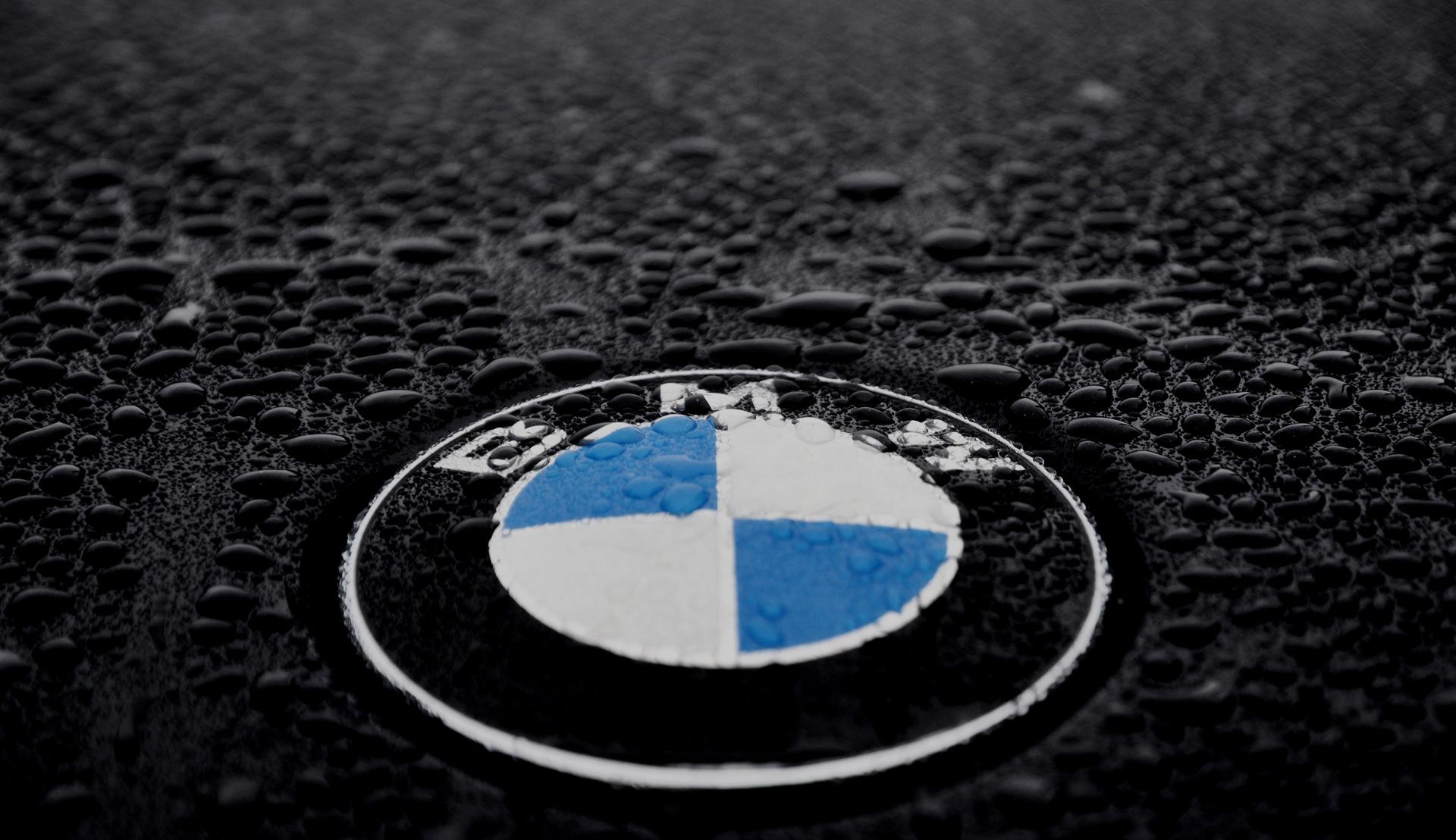 BMW Amazing logo Wallpaper HD HD Wallpapers 1920x1108