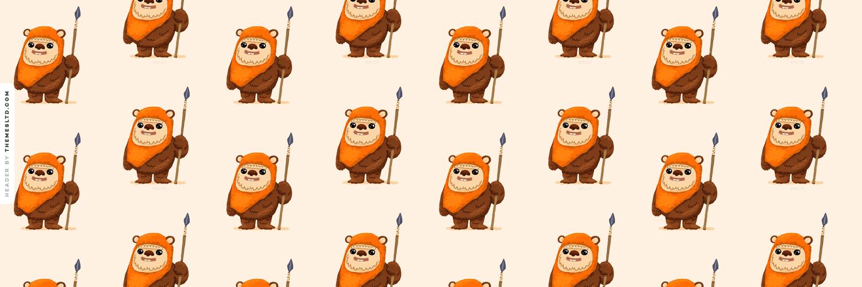 48 Cute Star Wars Wallpapers On Wallpapersafari