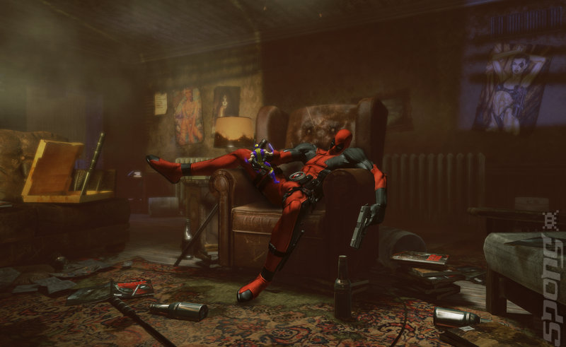 Deadpool   Xbox 360 Artwork 800x491