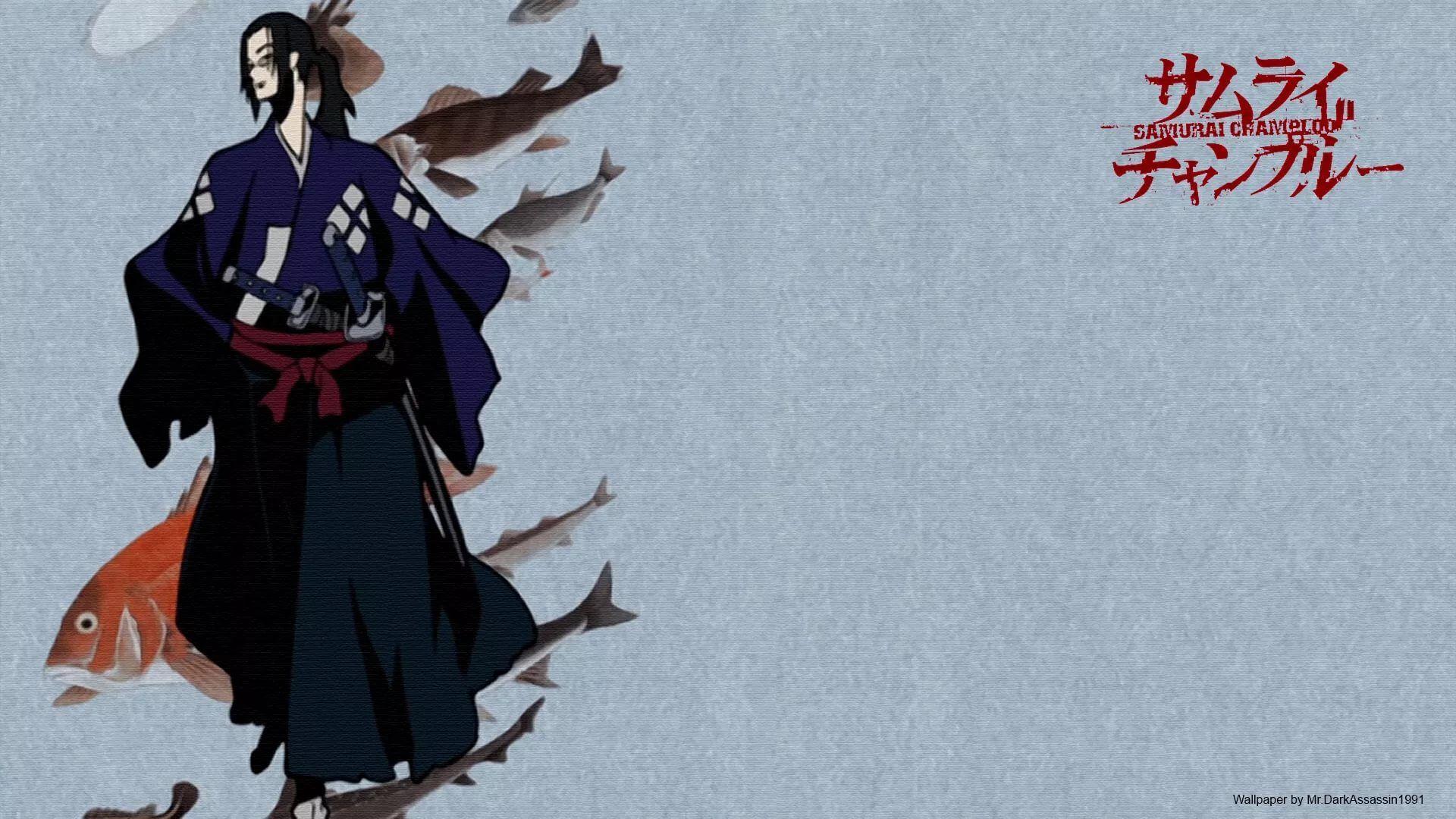 Jin Samurai Champloo Wallpapers   Top Jin Samurai Champloo 1920x1080