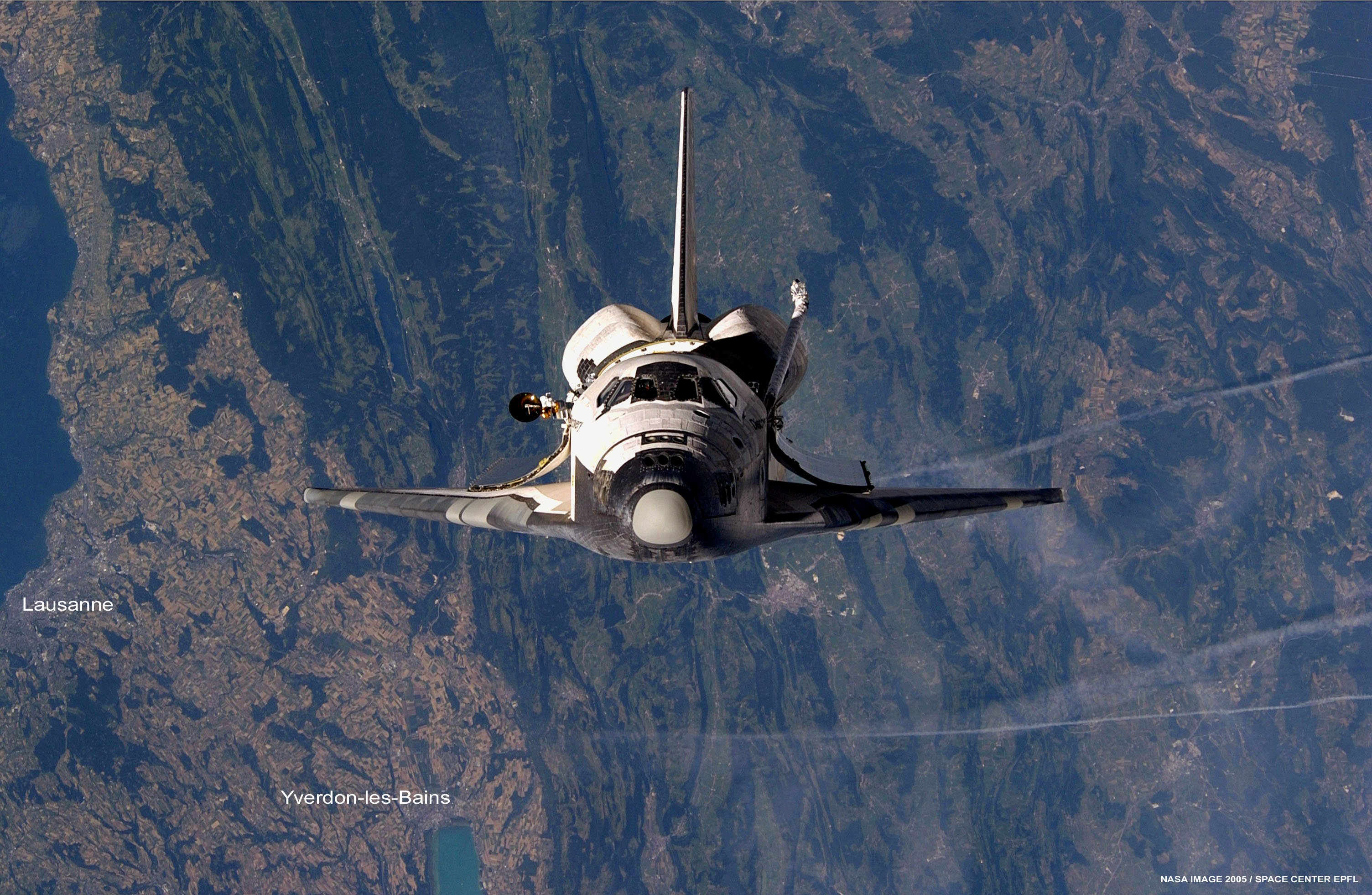Space Shuttle Discovery Computer Wallpapers, Desktop ...