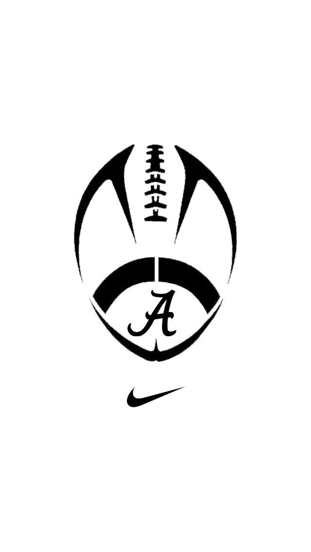 Alabama Football iPhone 5 Wallpaper 640x1136 640x1136