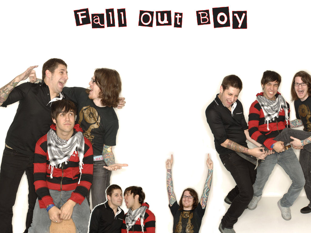 Fall Out Boy Wallpaper Iphone For Desktop 1024x768