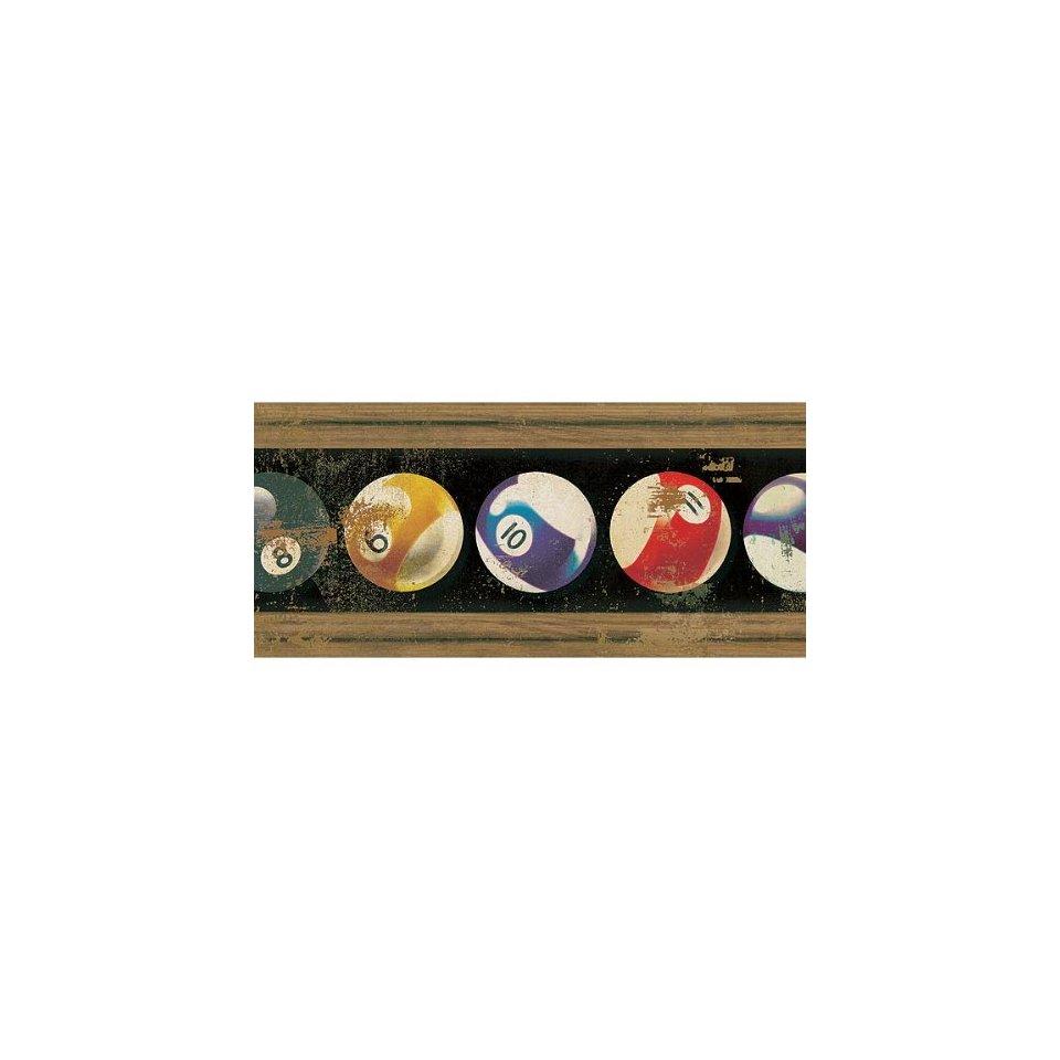 pool ball wallpaper border home kitchen black pool ball wallpaper 960x960