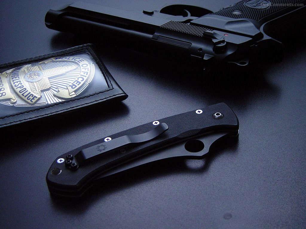 Gun Wallpaper 52 1024x768