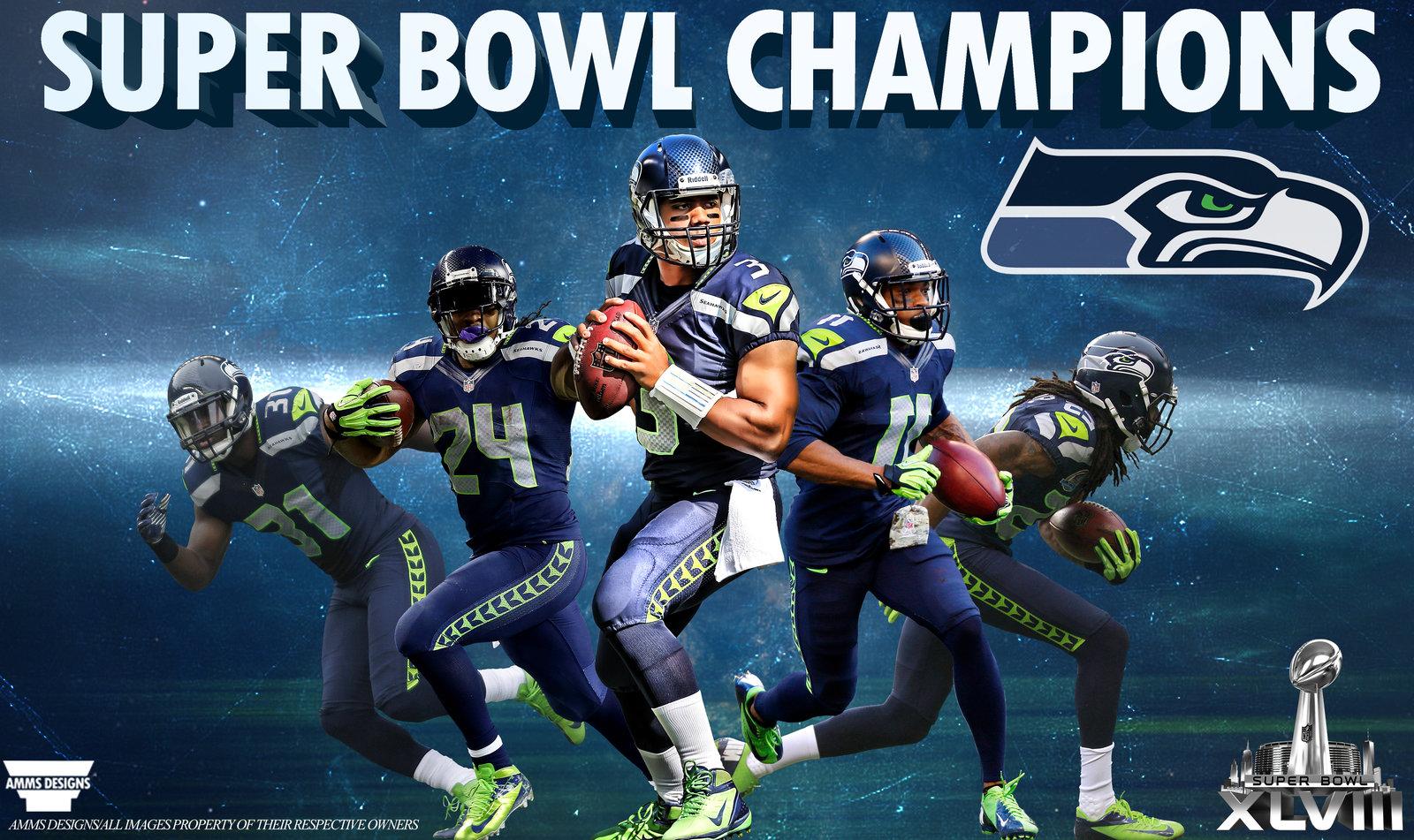 Seahawks Superbowl Champions Image Auto Design Tech 1600x951