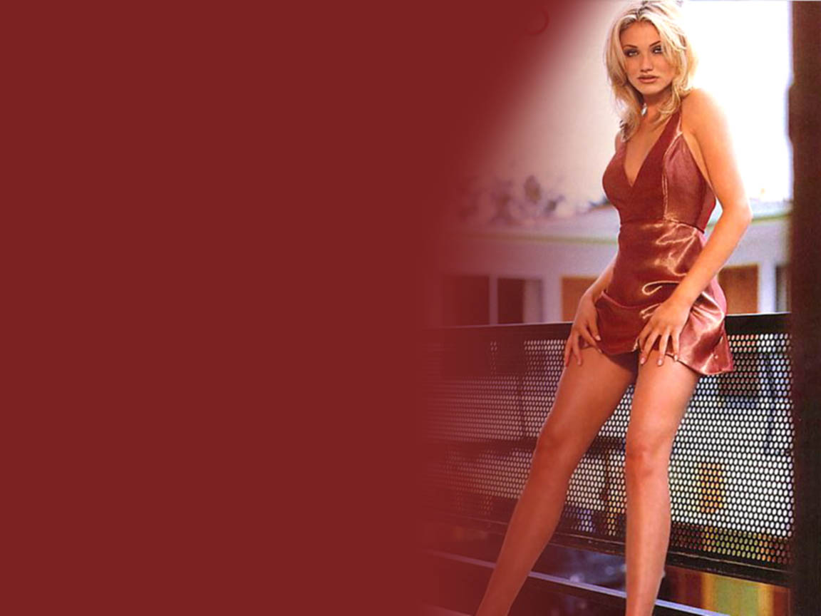 Cameron Diaz Desktop Wallpapers for Widescreen HD 1152x864