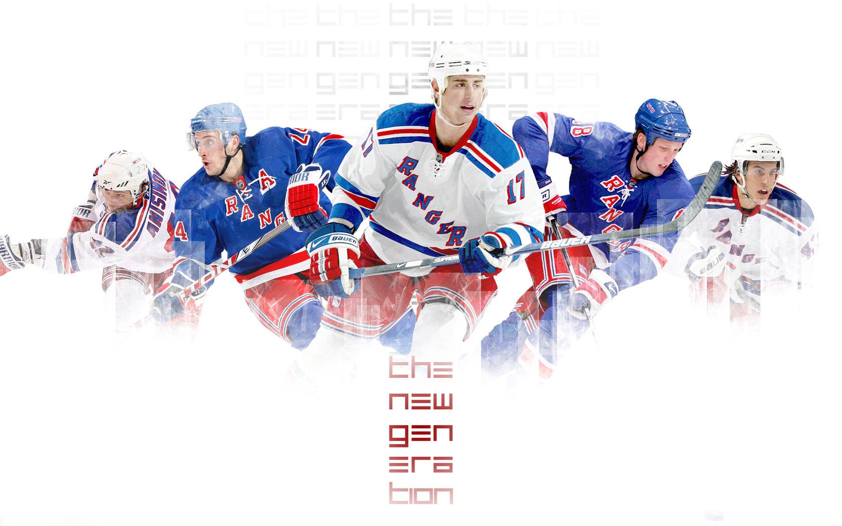 New York Rangers wallpaper 38295 1680x1050