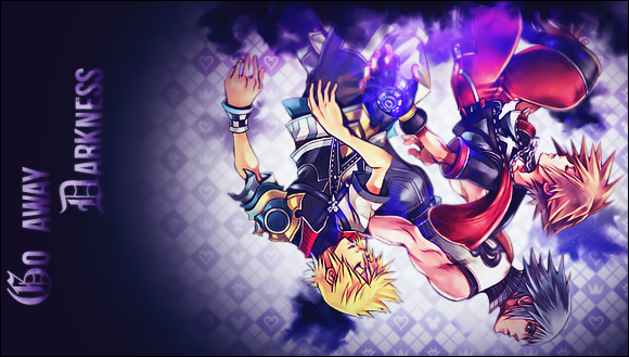 Kingdom Hearts Psp Wallpapers Kingdom hearts psp wallpaper 580x329