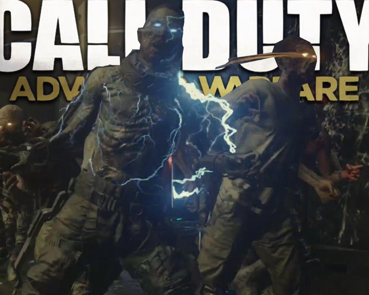 download Call of Duty Advanced Warfare EXO ZOMBIES TRAILER 1280x1024