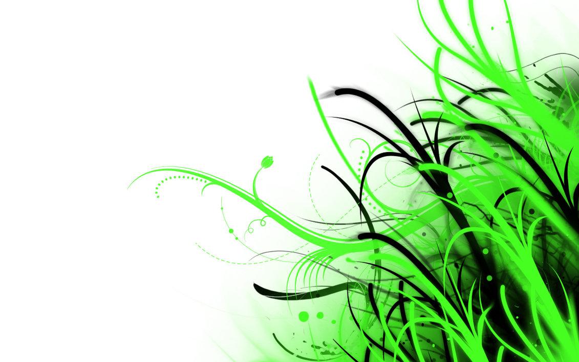 [45+] White and Green Wallpaper on WallpaperSafari