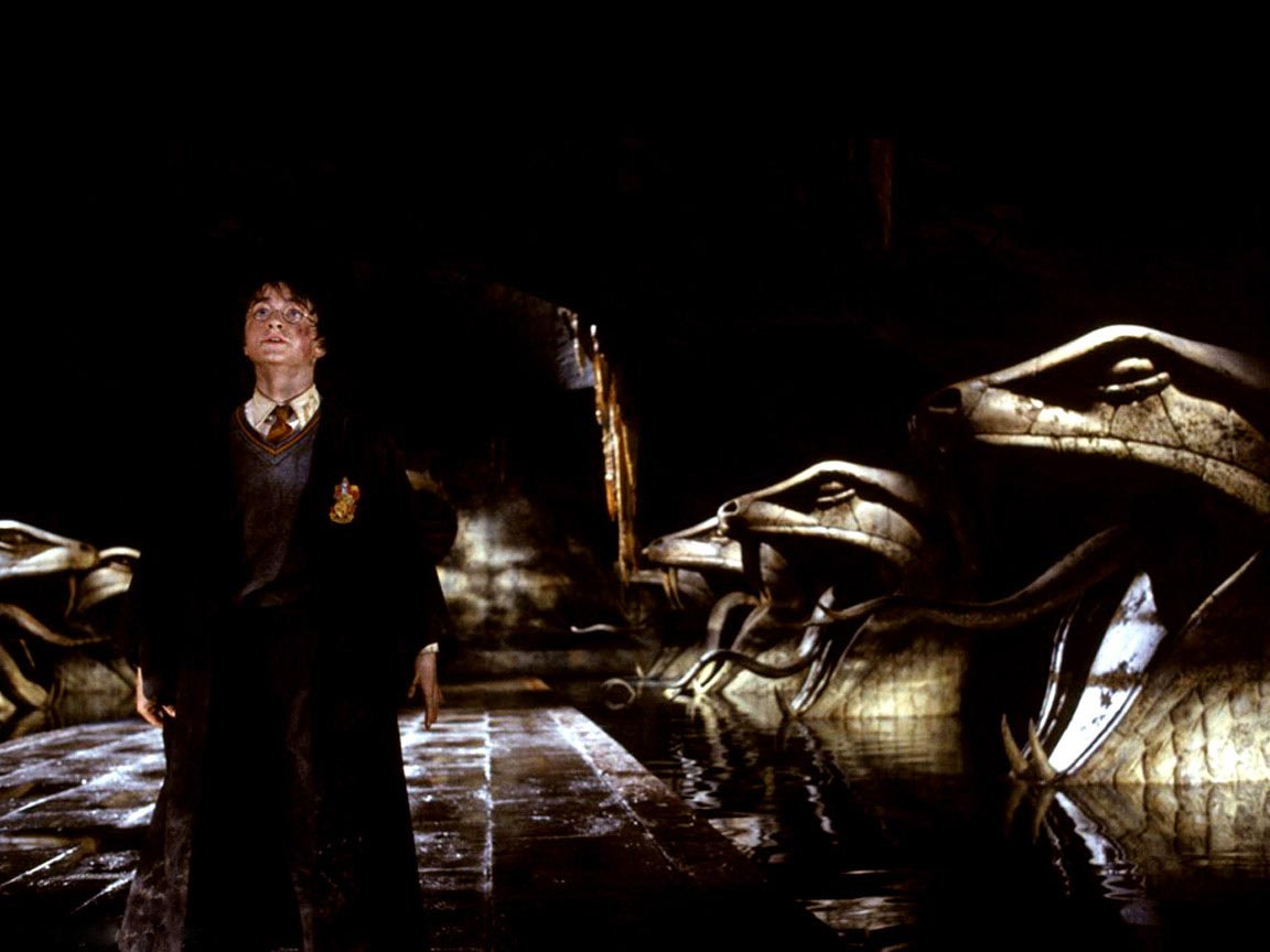 Harry Potter and the Chamber of Secrets desktop wallpaper 1152x864
