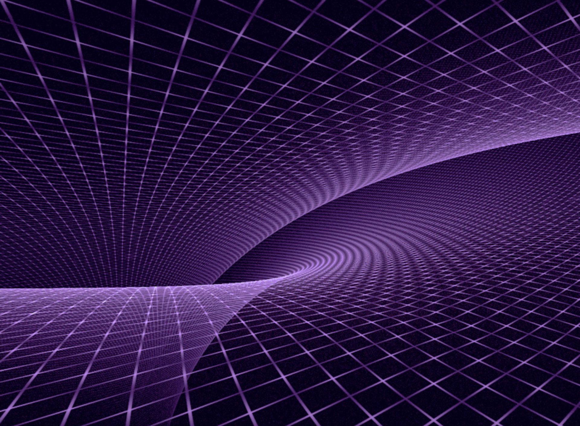 purple fractal 1920x1408 Screensaver wallpaper 1920x1408