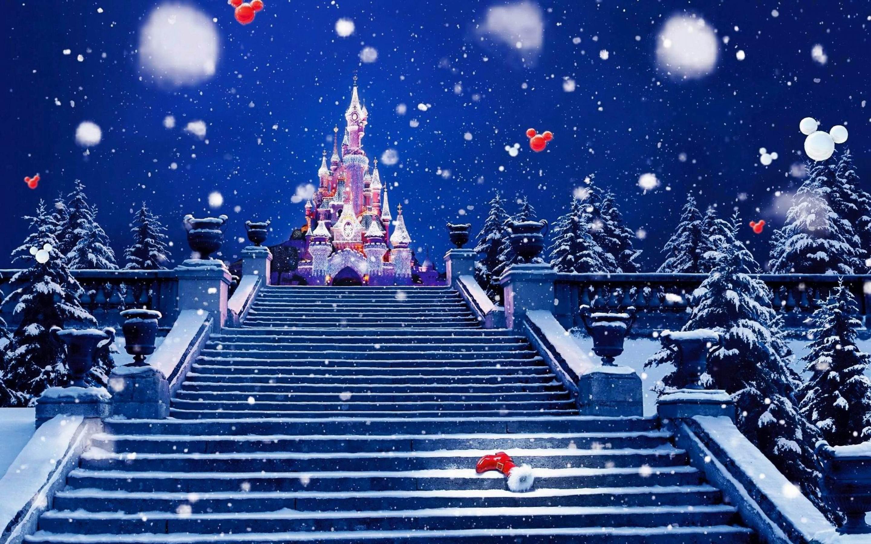 Новогодняя Сказка Обои На Айфон