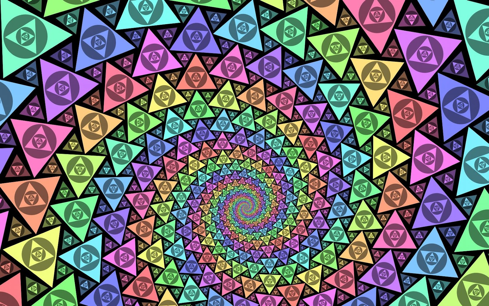 Psychedelic Wallpaper 1600x1000