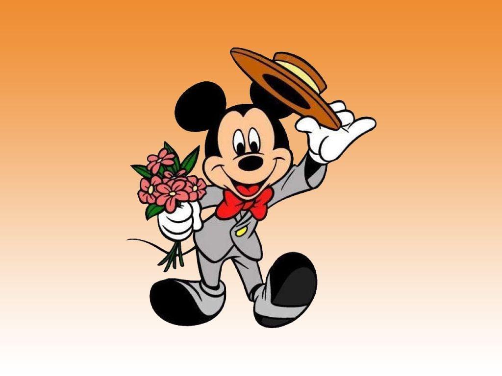 Fall Mickey Mouse Wallpaper Wallpapersafari