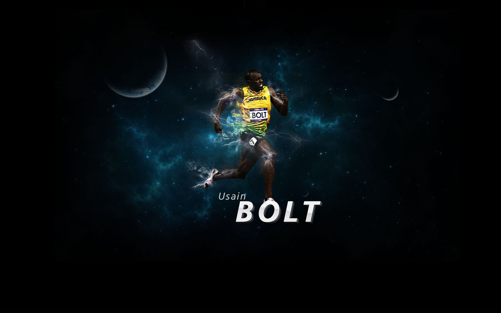 usain bolt wallpaper with quotes