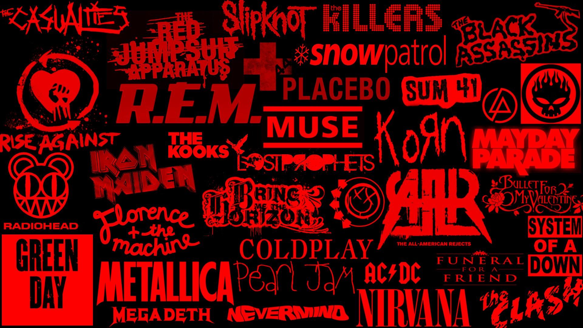 Wallpaper Cool Rock Music