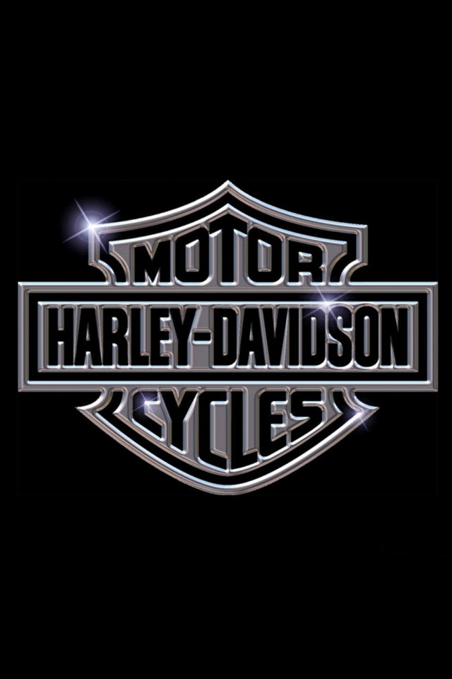 Harley Davidson iPhone Wallpaper 640x960