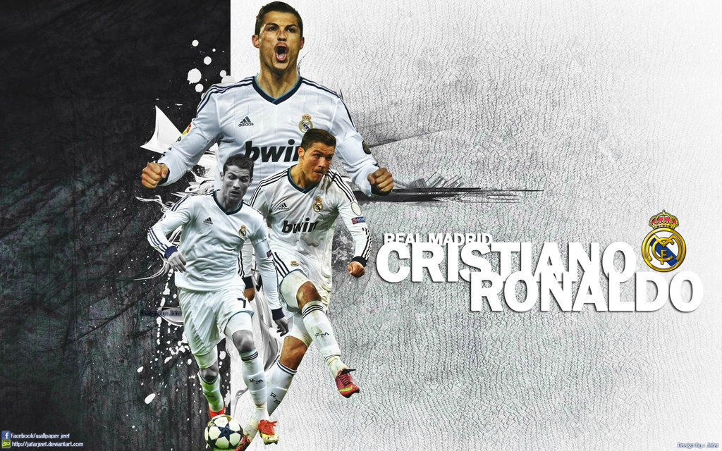 Cristiano Ronaldo Wallpaper by jafarjeef 1024x640