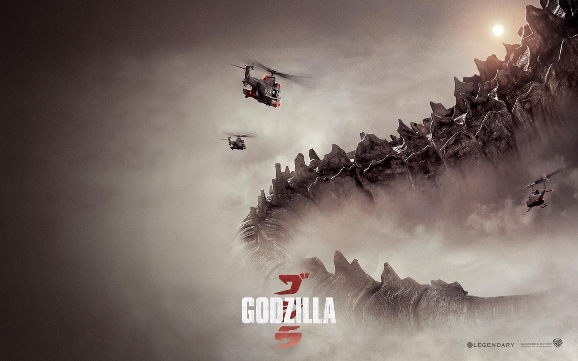 Godzilla 2014 HD Wallpapers 1920x1200