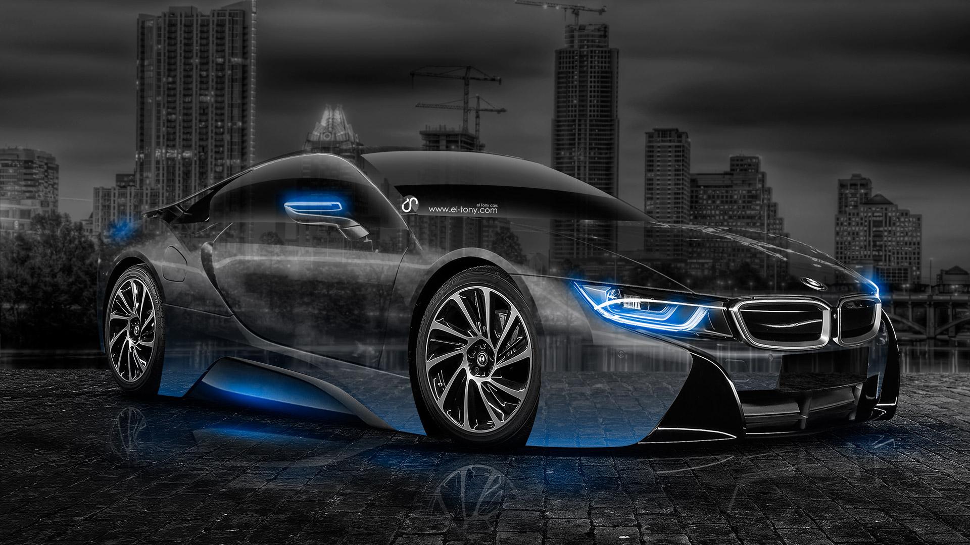 BMW i8 Wallpaper 4K - WallpaperSafari