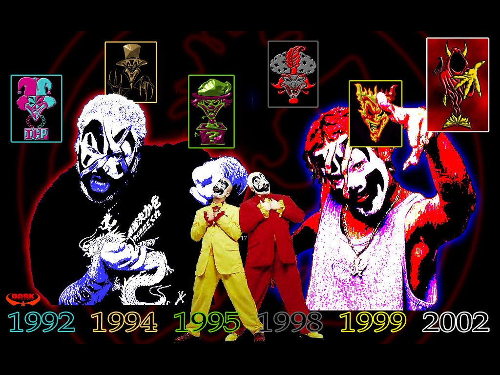 Free Download Insane Clown Posse Icp Forever 1024x768 For Your